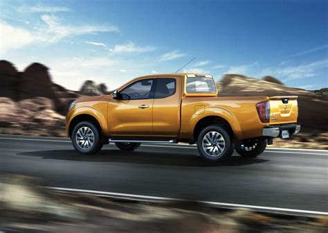 The nissan navara ute competes with similar models like the ford ranger, mitsubishi triton the nissan navara is also known as the nissan frontier (north america), the nissan np300 (mexico. Nissan Navara Pickup Unveiled in Thailand   Motoroids