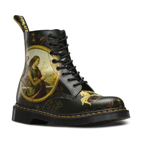 dr martens canada dr martens pascal  paolo  black backhand black