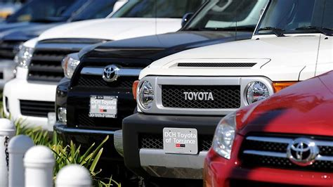 toyota company toyota to pay 32 4m extra fines herald sun