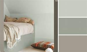 quelle couleur de peinture pour une chambre entrees et With peinture chambre vert et gris