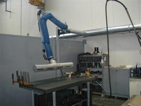 maniküretisch mit absaugung absaugarme f 252 r den arbeitsplatz beim schwei 223 en schleifen