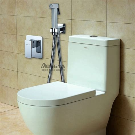 Shower Bidet System by Aliexpress Buy Square Wall Mounted Held Bidet