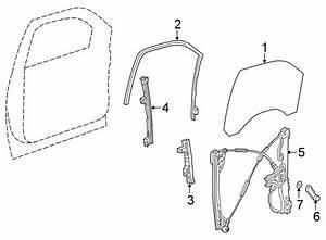 Chevrolet Silverado 1500 Window Regulator Guide  Regular
