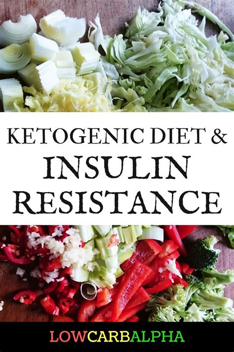 ketogenic diet  insulin resistance metabolic diet