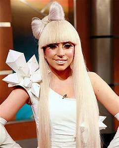 Lady Gaga's 25 Most Outrageous Hairstyles InStyle com