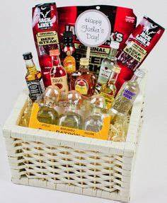 1000 ideas about Alcohol Gift Baskets on Pinterest
