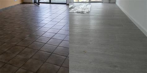 Fliesen Pfusch Vinylboden Auf Alten Fliesen Verlegen Bodenbeläge Und