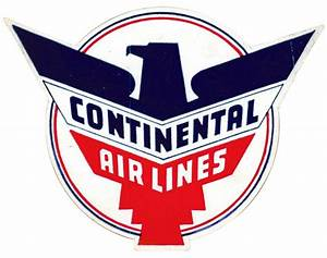 Continental Airlines | Airline logo | Pinterest