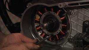 Harley Stator And Rotor Shell Replacement