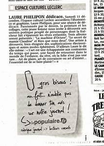 Journal De Demain : dans le journal pour mes d dicaces de demain ptit blog ~ Preciouscoupons.com Idées de Décoration
