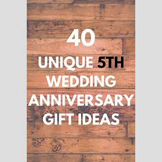 5th Wedding Anniversary Gift Ideas For Wife Wedding Lifestyle Intech