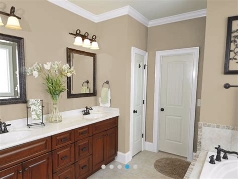 see a paint color on a wall 1000 ideas about bathroom wall colors on