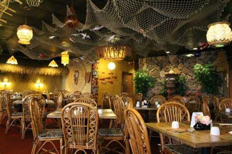 Tiki Bar Hut City by Tong S Tiki Hut Villa Park Restaurant Reviews Phone