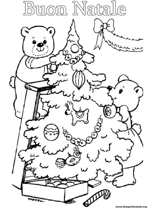 disegni albero  natale disegni albero  natale da