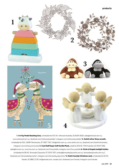 Giftguide July 2019 Christmas by The Intermedia Group