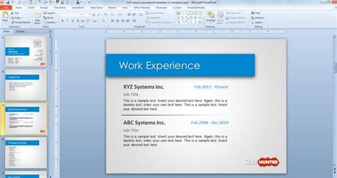 resume title for work experience 28 images how to