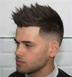 2016 Spiky Hairstyles for Guys