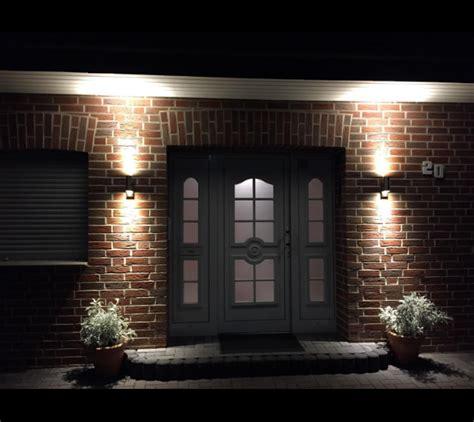 led außenbeleuchtung mit bewegungsmelder led up aussenleuchte mit bewegungsmelder edelstahl 10299 aussenbeleuchtung aussenleuchten