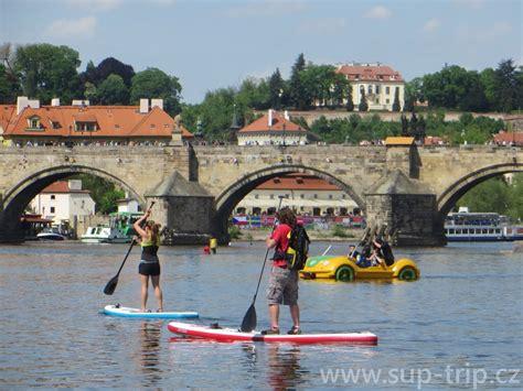 Paddle Boats Prague by Paddleboard Trip Prague Sup Trip Cz