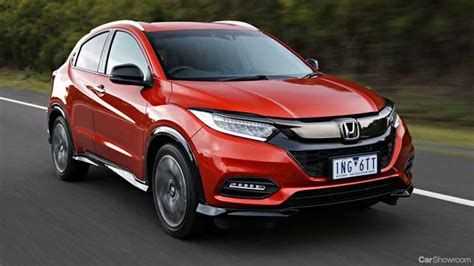 Honda Hrv 4k Wallpapers by News 2019 Honda Hr V Gains Rs Variant More Kit