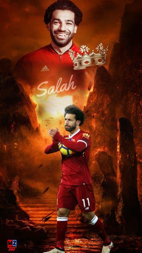 mohamed salah wallpapers egyptian king mo salah hd images