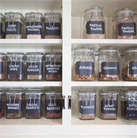 kitchen storage labels 25 best ideas about kitchen jars on organized 3160