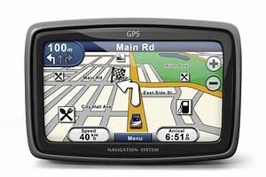 Generic GPS navigation system device (3d illustration ...