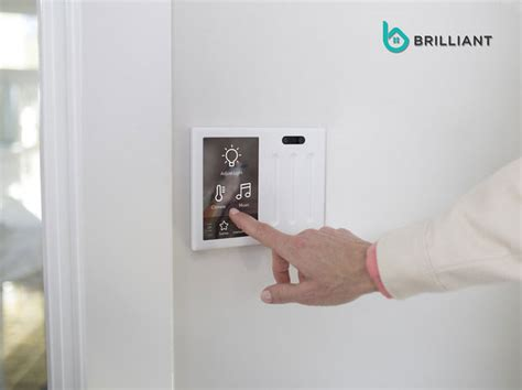 alexa controlled light switch brilliant control smart switch with alexa for your home