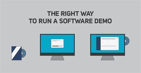 The Right Way To Run A Software Demo