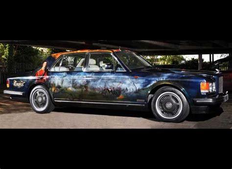 Modifikasi Bentley Mulsanne by Mobil Bentley Ini Menggambarkan Sejarah Militer Inggris