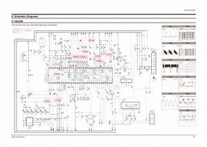 Samsung Samsung Cl21m16mn Pdf Diagramas De Televisores Lcd