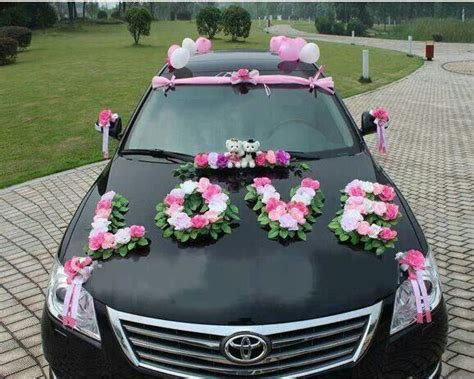 wedding car decorations car decor wedding