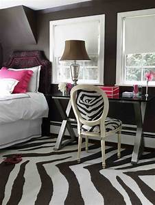 Superb Zebra Print Wallpaper decorating ideas