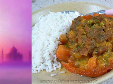 cuisine indienne vegetarienne recettes de tomates farcies et épices