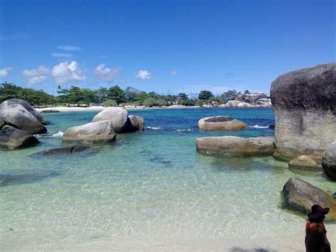 filetanjung tinggi beach bangka belitung province