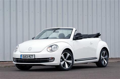 volkswagen beetle cabriolet  car review honest john