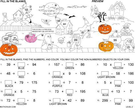 division worksheets halloween division worksheets worksheets for all and worksheets free on