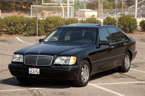Purchase Used 1999 Mercedes-benz S600 Sedan 4-door 6.0l