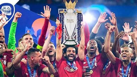Finally Liverpool Crowned 2019/2020 Premier League ...