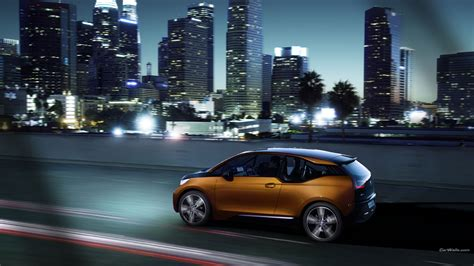 Bmw I3 Concept Coupe Full Hd Wallpaper And Background