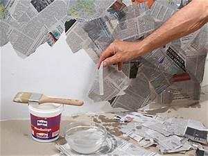 Wandgestaltung Selber Machen : collagen f r die wand selber machen heimwerkermagazin ~ Lizthompson.info Haus und Dekorationen