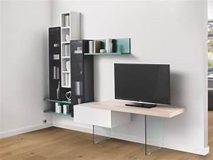 Meuble Tv Rangement : rangements sur mesure dressing schmidt ~ Teatrodelosmanantiales.com Idées de Décoration