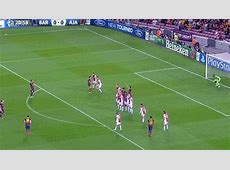 Lionel Messi Scored His 60th Champions League Goal But He