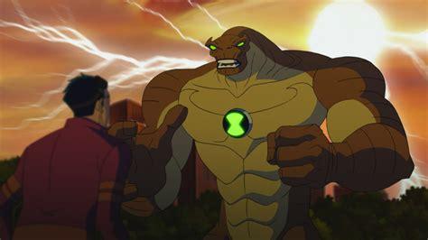 cn  air ben generator rex crossover episode