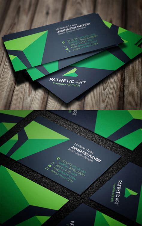 corporate creative business card psd templates design