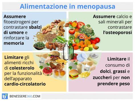 Alimenti Contengono Fitoestrogeni by Alimentazione In Menopausa Cosa Mangiare Dieta E Consigli