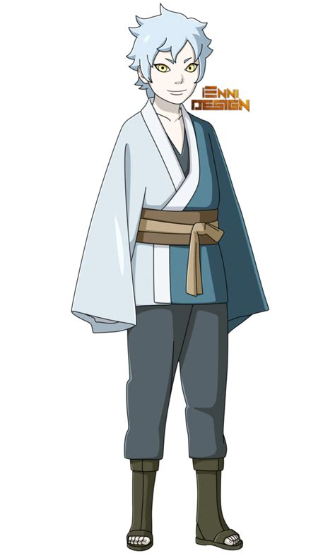 Boruto: The Next Generation Mitsuki by iEnniDESIGN ...