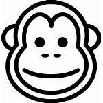 Monkey Icon Svg Onlinewebfonts