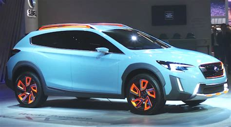 2019 Subaru Xv Rumors  Cars Authority