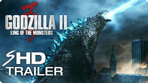 Electrifying Godzilla: King Of The Monsters Trailer Roars